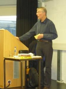 Professor Derek Robbins