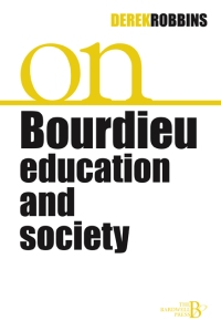 On Bourdieu Cover Final.indd