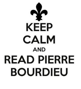Capture read Bourdieu